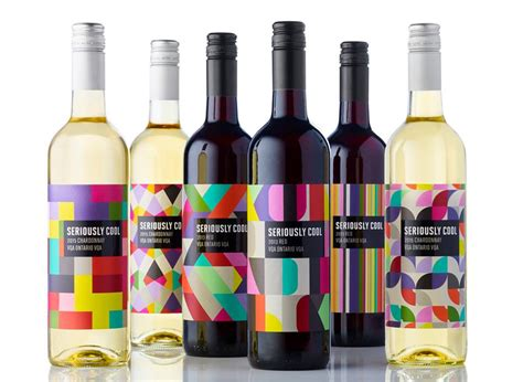 cool wine and now some seriously cool wine labels designedge canada