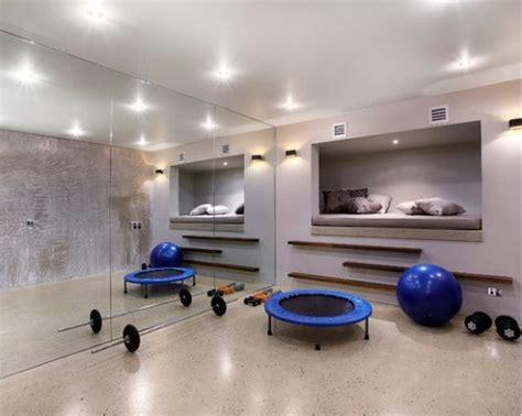 small home gym idea home  garden design ideas