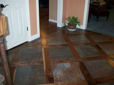 tile to wood floor transition woodfloor remarkable home design