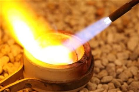 gold smelting equipment gold trading post
