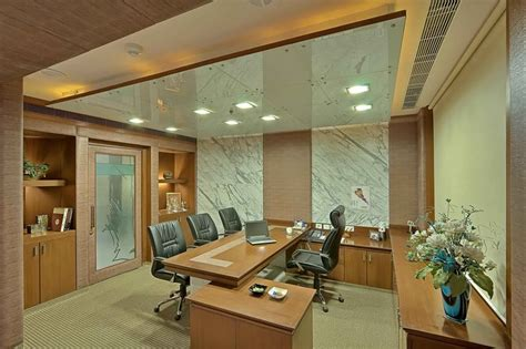 office interior design india office cabin with rolling chairs design by interior designer n goyal associates office