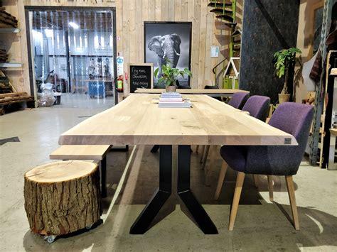 boomstamtafel alkmaar boomstamtafel met spreidpoot leven in stijl meubelmakerij