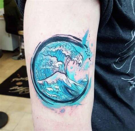 wave pattern tattoo 103 best tattoos images on pinterest tattoo ideas