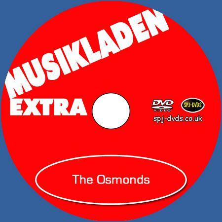 The Osmonds Horses Dvd the osmonds spj dvds