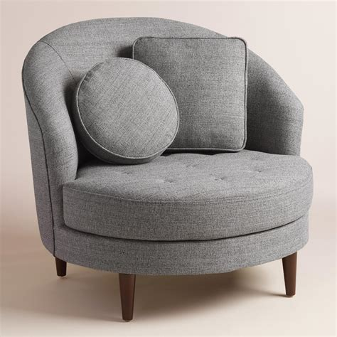 gray  seren chair    world market