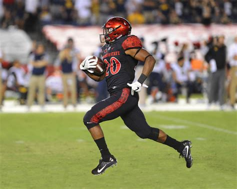 San Diego State Sports Mba Reviews by Unlv Faces Mountain West S Top Back In Rashaad Las
