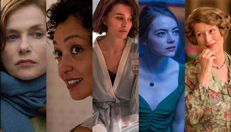 best actress oscar 2017 actress in a leading role nominations 2017 oscars oscars