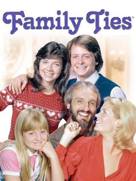michael j fox sitcom family ties family ties tv show news videos full episodes and more