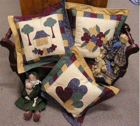 Free Patchwork Patterns For Cushions - the patch patterns bags and cushions