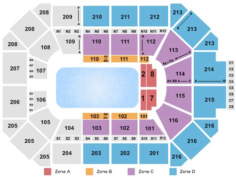 allstate arena seating pictures disney on rosemont tickets live on tour in 2017