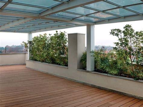 tettoie per terrazzi coperture in policarbonato tettoie in policarbonato per