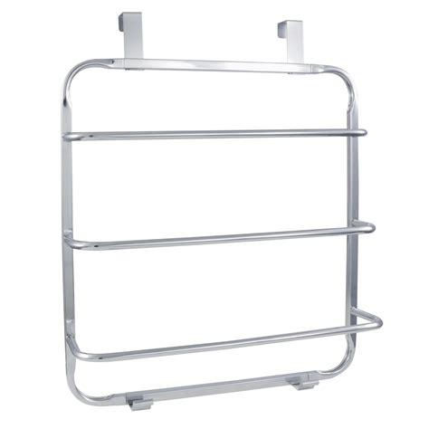 Towel Rack For Door by Exquisite The Door Towel Rack With 3 Tiered Bars