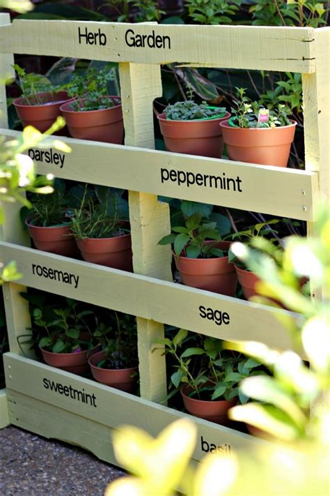 Vertical Garden Herbs Top 10 Diy Vertical Garden Ideas To Try This Top