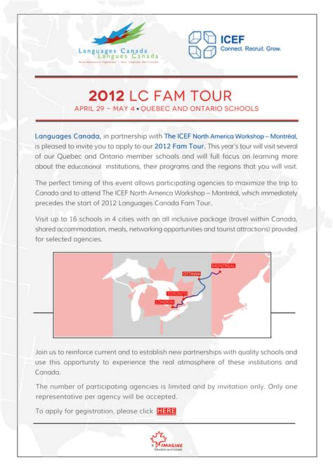 Letter Sle For Tour Package Fam Trip Invitation Letter Invitation Librarry