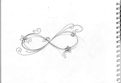 infinity tattoo locations tatto infinity symbol with heart comment on this picture