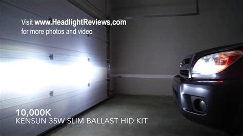 hid headlights colors hid xenon headlight kit installation color comparison