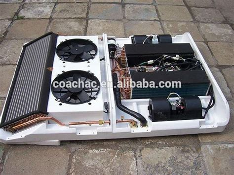 cargo van roof air conditioner kt 12 12v 24 volt 12kw roof mounted van air conditioner