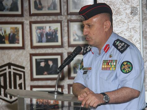 Commissioned Security Officer by Talal Abu Ghazaleh Academy Security Directorate