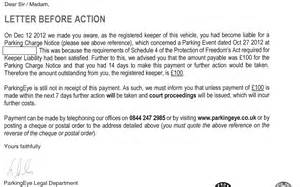 fightback forums gt parking eye northhton court claim form