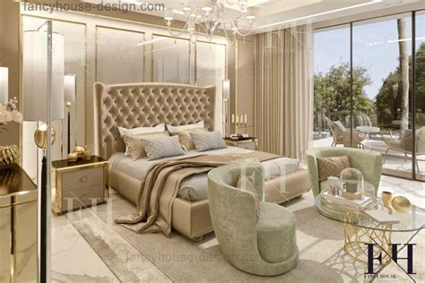 master bedroom interior design  dubai uae bedroom