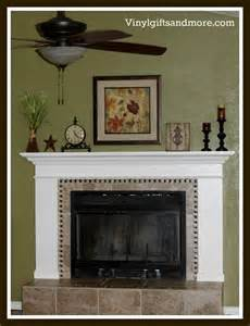 saturday crafts fireplace remodel