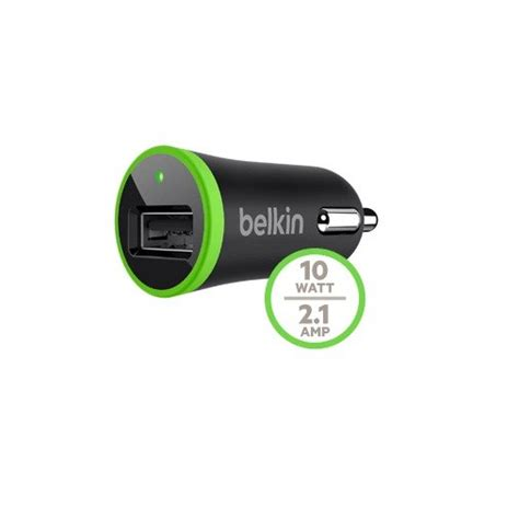 Belkin Usb Car Charger Harga belkin fast car charger with iphone usb cable 000310 in