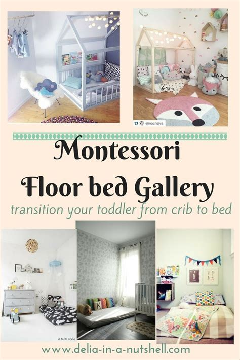 Montessori No Crib by 1000 Ideas About Montessori Toddler Bedroom On