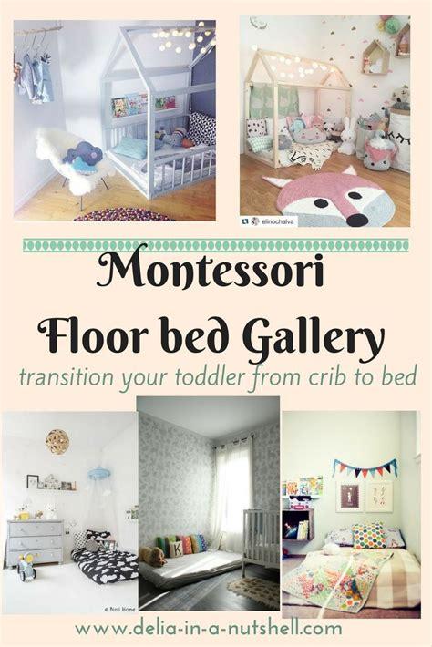 Montessori No Crib 1000 ideas about montessori toddler bedroom on