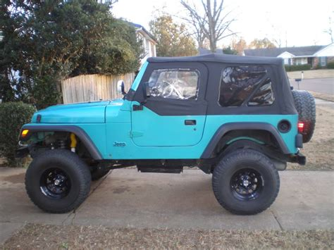 jeep wrangler turquoise for sale turquoise jeep auto jeep