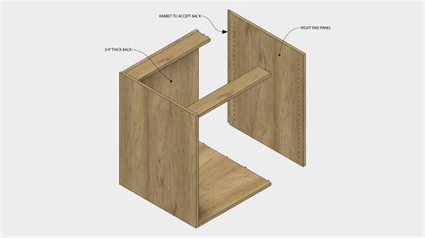 top woodworking schools how to make backs for frameless cabinets