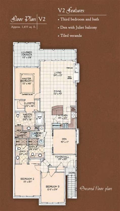 Las Vegas Floor Plans Lake Las Vegas V Floor Plan