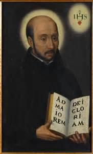 St Ignatius Idle Speculations St Ignatius Of Loyola