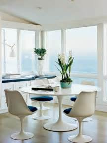 Coastal Dining Room Concept Coastal Home From The Masthead Rooms With A View