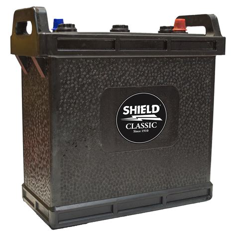 Car Battery Types Uk by Shield 713 6v Classic Car Battery Www Batterycharged Co Uk