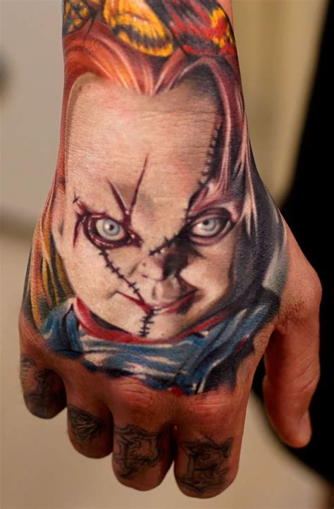 small scary tattoos horror tattoos what does fear look like