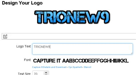 membuat gambar tulisan online cooltext membuat gambar tulisan keren secara online trionew9