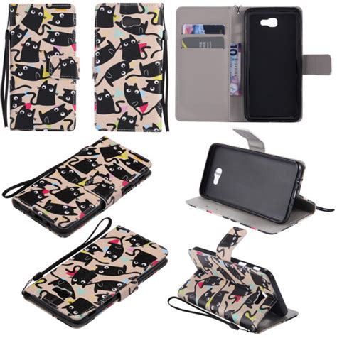 Flip Wallet S View Kulit Samsung J5 Prime cases for samsung galaxy j7 prime flip wallet