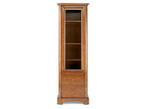 Narrow Display Cabinets Dining Room Furniture Narrow Display Cabinet From The Lille Dining Collection