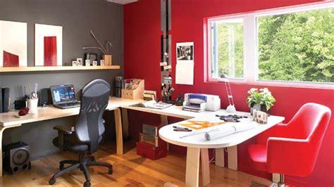 decoration de bureau maison bureau jumeler travail et maison chez soi