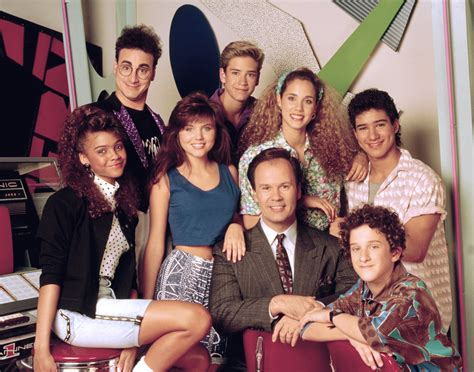 Saved By The Bell by Saved By The Bell Returns As Digital Comic Mxdwn Television