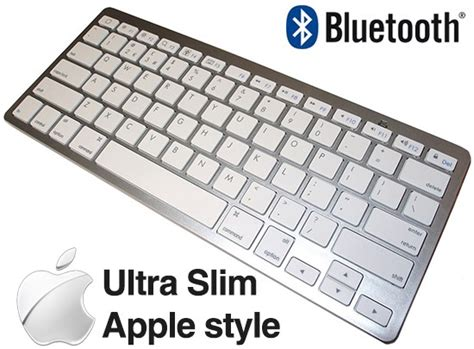 Dijamin Original Wireless Bluetooth Ultra Slim Keyboard For Universal ultra slim silver white 78 wireless bluetooth qwerty keyboard
