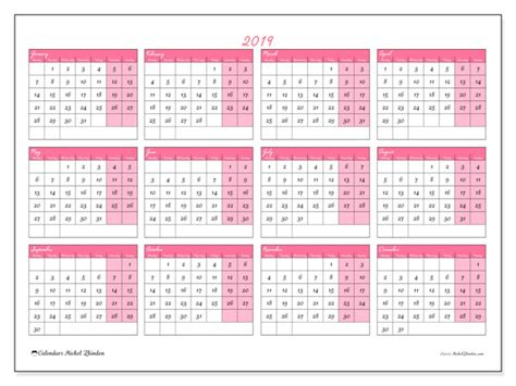calendars ms michel zbinden en