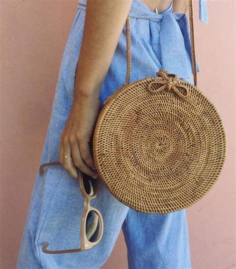 bag french girls   buy  straw bag