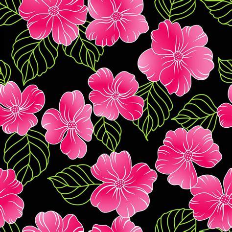 Flower Print seamless flower print 17 by doncabanza on deviantart