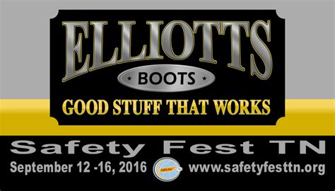 elliotts boots morristown tn elliott s boots sponsors and will exhibit at safety