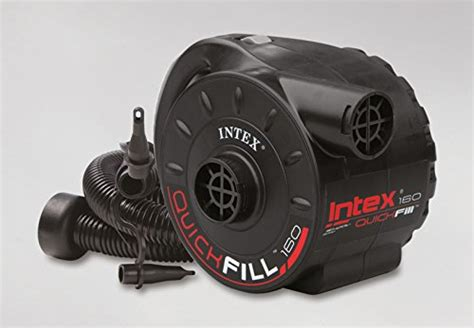 Intex 66620 Ac Electric Air With Adaptor intex fill ac electric air 110 120 volt max air flow 38 9cfm buy in uae