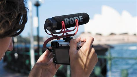 Best Rode Micro Compact On Microphone on shotgun microphones a to z b h explora