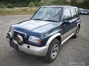 Escudo Suzuki Price Used Suzuki Escudo 1995 For Sale Japanese Used Cars