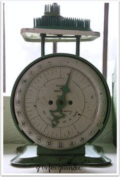 pbaj blog 2 1 vintage scale makeover easy diy kitchen 1000 images about vintage scales weighing on my mind on
