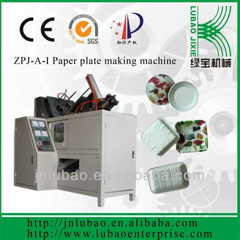 Paper Plates Machine - disposable white paper plates machine buy plate